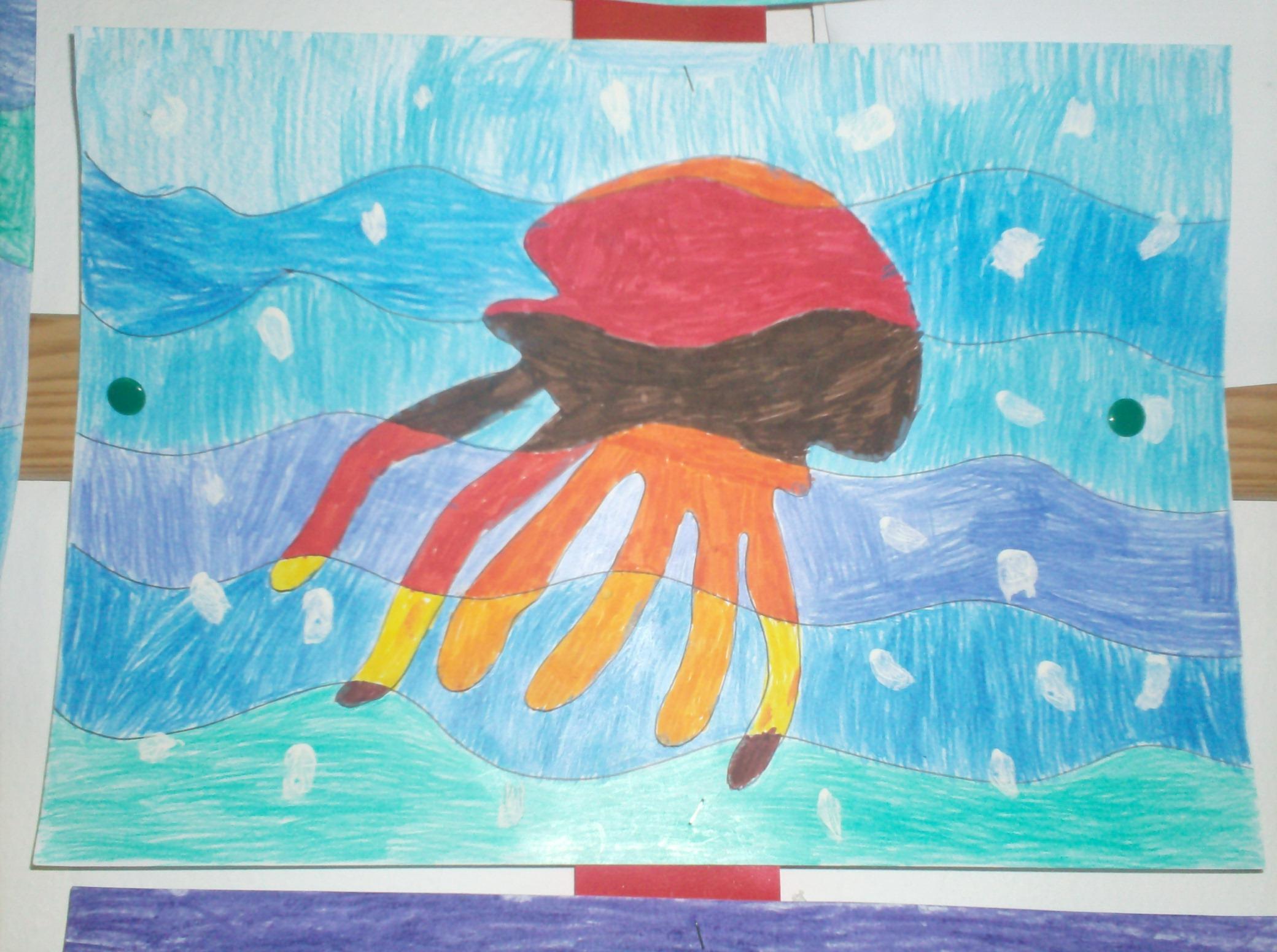 I colori freddi maestramarta - Immagini estive a colori ...