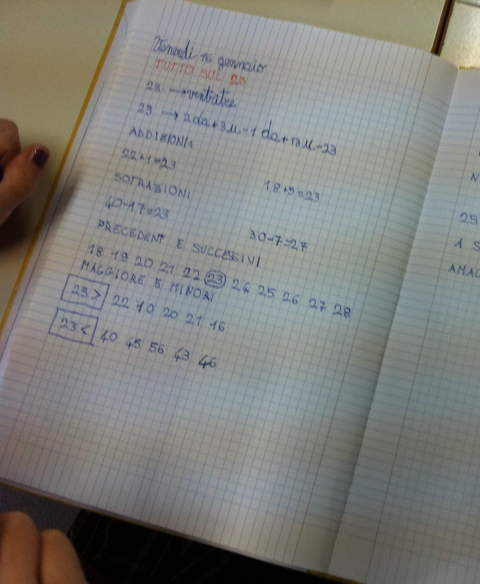 Eccezionale quaderno - MaestraMarta GD92