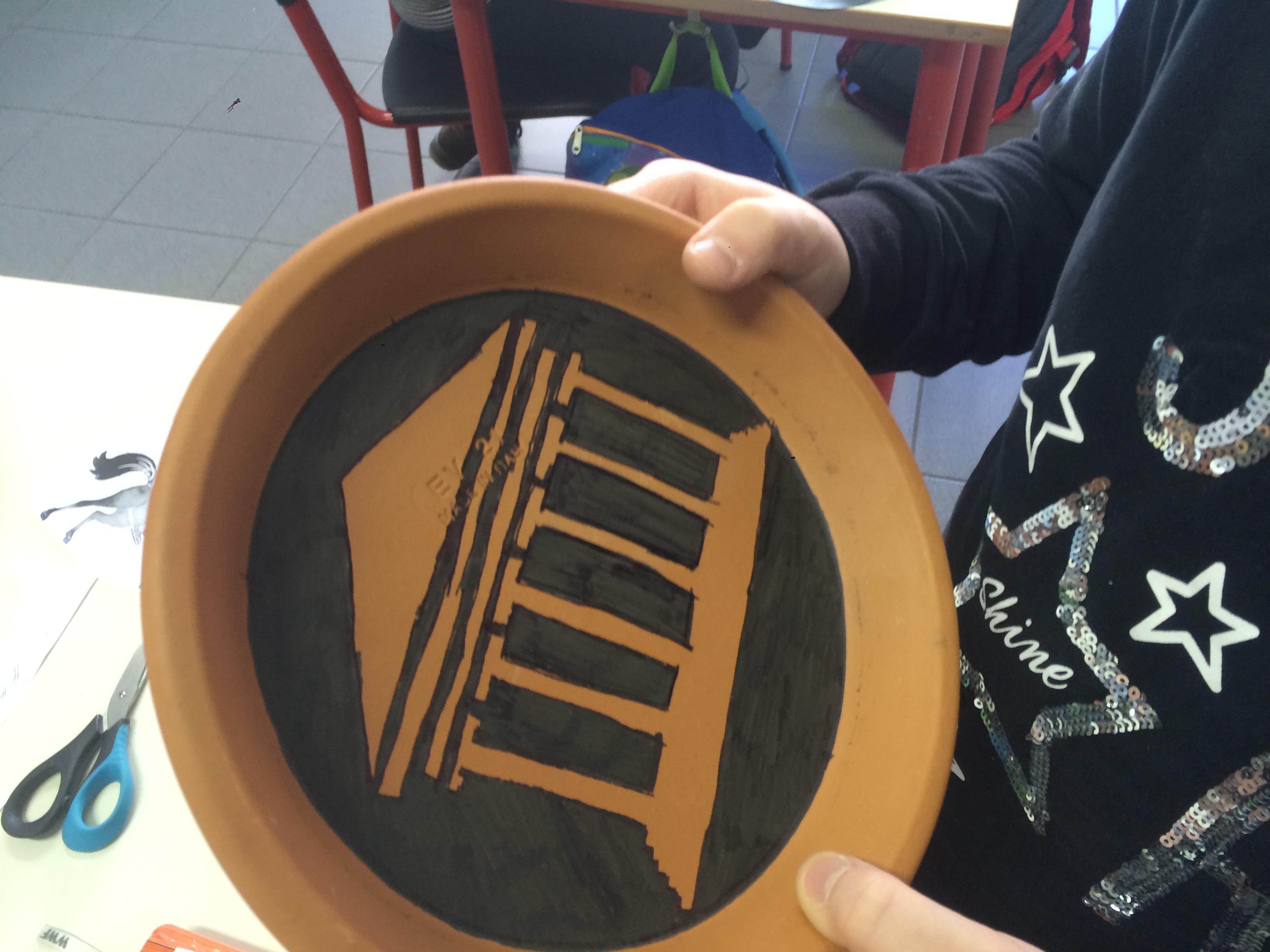 Classe 5a Arte Greca E Piatti Decorati Maestramarta