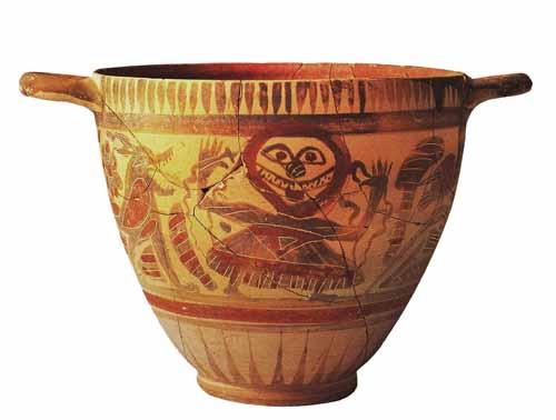 Classe 5a arte greca e piatti decorati maestramarta for Vasi antica grecia