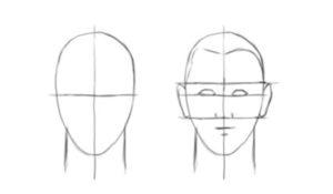 Lezioni-di-disegno-–-le-proporzioni-del-viso