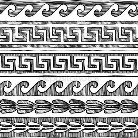 Decorazioni Dei Vasi Greci.Vasi Decorati Come I Greci Maestramarta