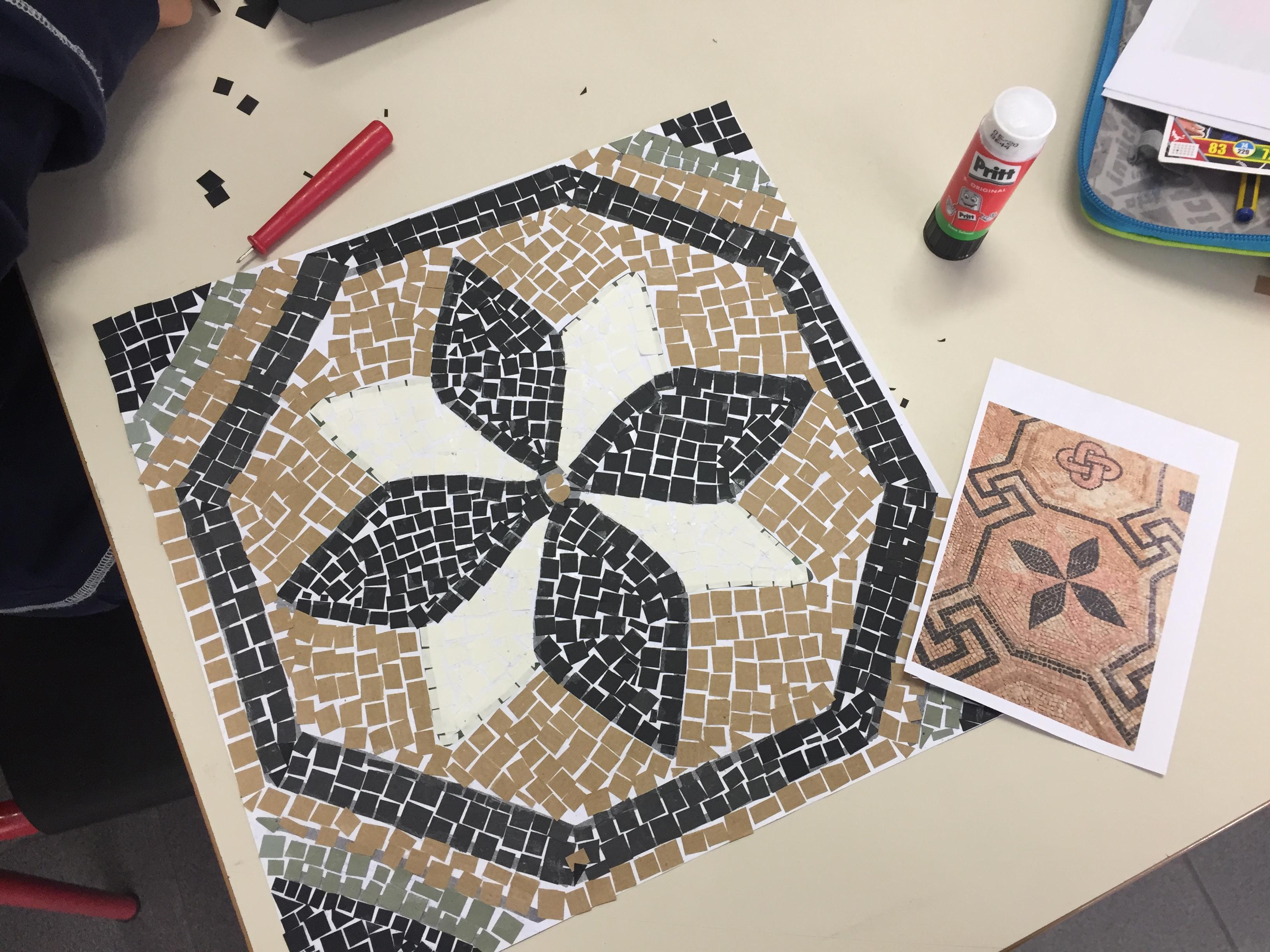 Come Costruire Un Mosaico i mosaici di santa giulia - maestramarta