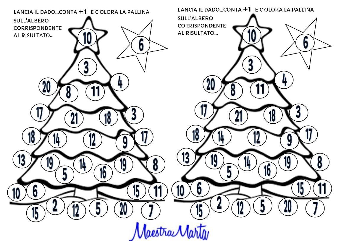 Lavoretti Di Natale Classe Seconda.Natale Archivi Maestramarta